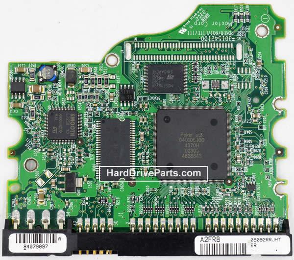 Maxtor Festplattenelektronik PCB 040105900