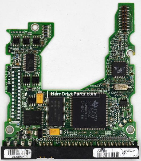 Maxtor Festplattenelektronik PCB 040106000