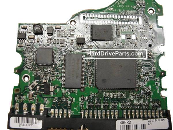Maxtor Festplattenelektronik PCB 040110900