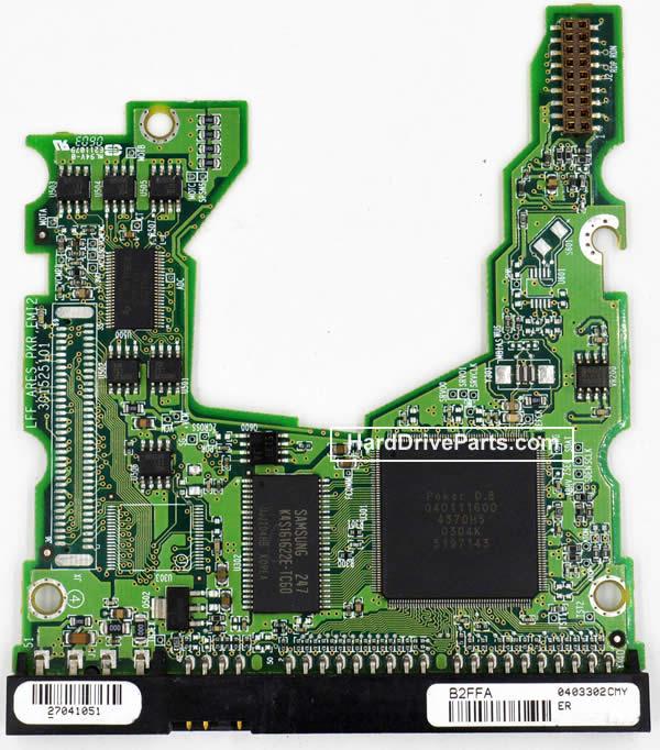 Maxtor Festplattenelektronik PCB 040111600