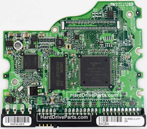 Maxtor Festplattenelektronik PCB 040116600