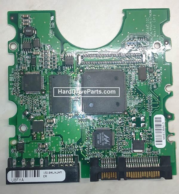 Maxtor Festplattenelektronik PCB 040119500