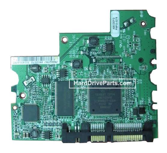 Maxtor Festplattenelektronik PCB 040123900