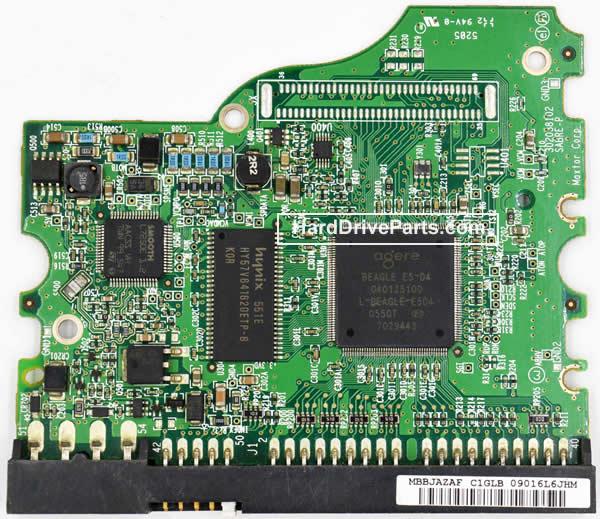 Maxtor Festplattenelektronik PCB 040125100