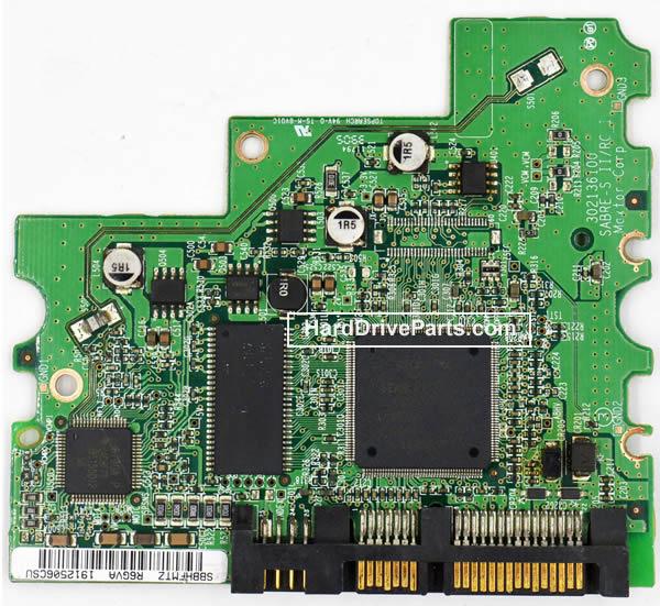 Maxtor Festplattenelektronik PCB 040128000