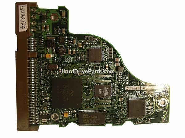 Seagate Festplattenelektronik PCB 100112540