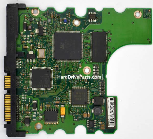 Seagate Festplattenelektronik PCB 100276340