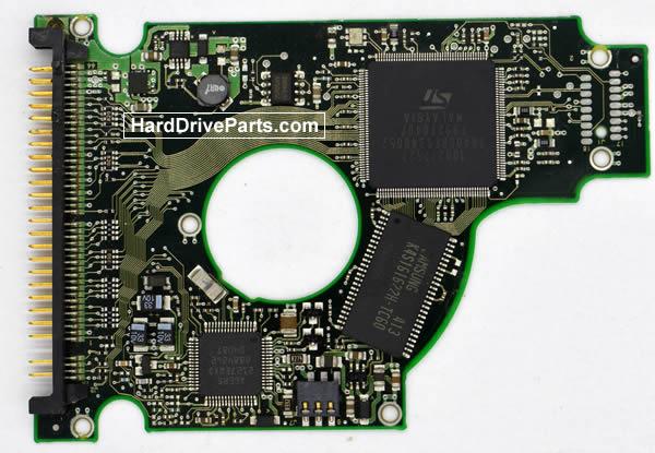 Seagate Festplattenelektronik PCB 100278186
