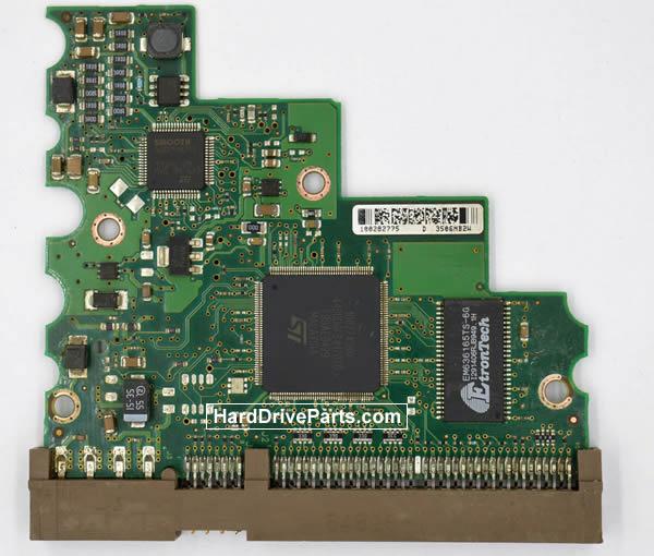 Seagate Festplattenelektronik PCB 100291893