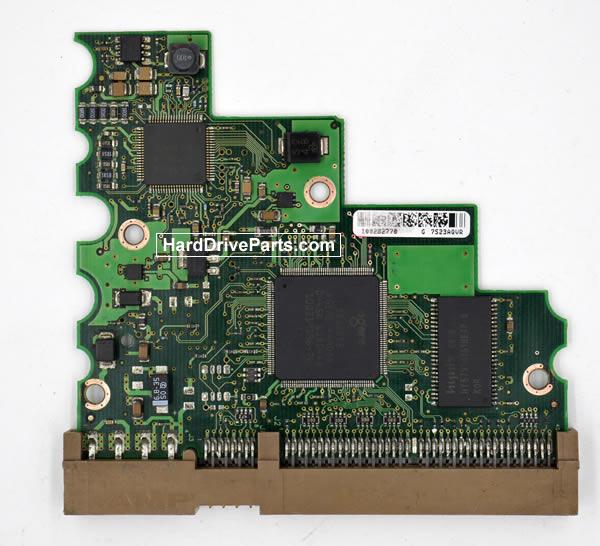 Seagate ST380011A Festplatten Ersatzteile Platine 100306042