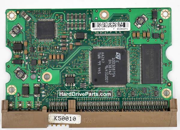 Seagate Festplattenelektronik PCB 100335774