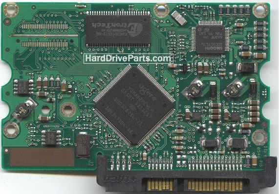 Seagate Festplattenelektronik PCB 100337233