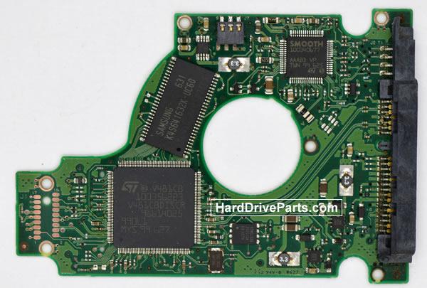 Seagate Festplattenelektronik PCB 100349359
