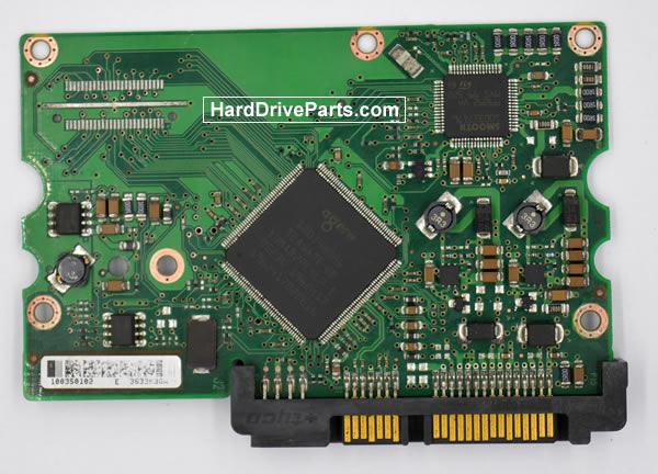 Seagate ST3320620SV Festplatten Ersatzteile Platine 100350106
