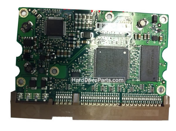 Seagate Festplattenelektronik PCB 100354297
