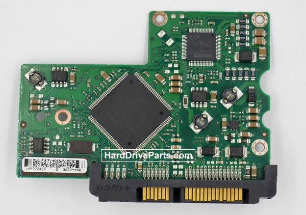 Seagate ST3200827AS Festplatten Ersatzteile Platine 100355589