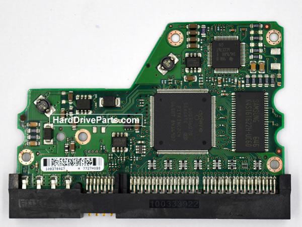 Seagate ST3402111A Festplatten Ersatzteile Platine 100370468