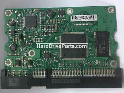 Seagate Festplattenelektronik PCB 100389148