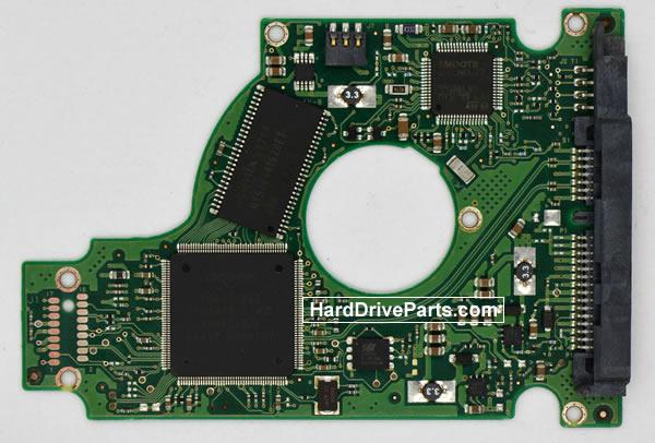 Seagate ST9100824AS Festplatten Ersatzteile Platine 100397877