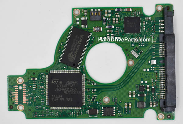 Seagate ST9160821AS Festplatten Ersatzteile Platine 100398689