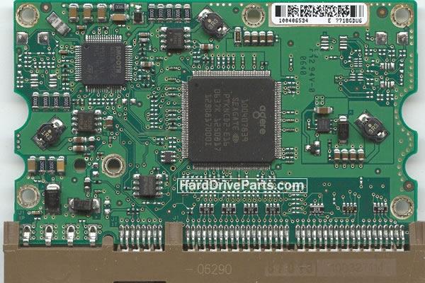 Seagate Festplattenelektronik PCB 100406538