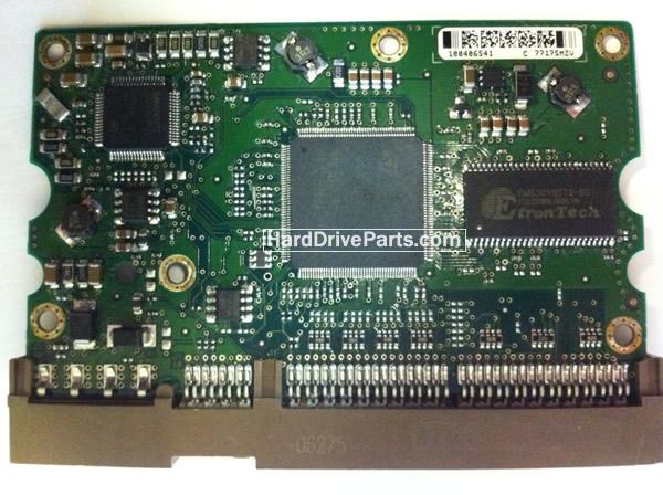 Seagate Festplattenelektronik PCB 100414872