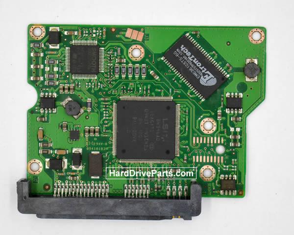 Seagate STM380211AS Festplatten Ersatzteile Platine 100422559