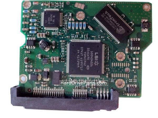 Seagate Festplattenelektronik PCB 100428473