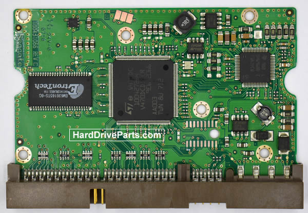 Seagate STM380215A Festplatten Ersatzteile Platine 100431066