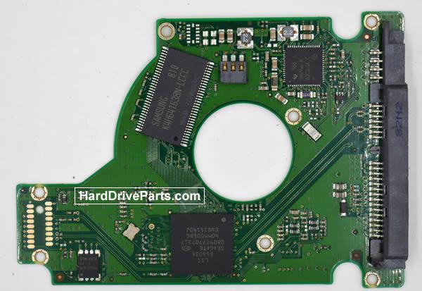 Seagate ST9320320AS Festplatten Ersatzteile Platine 100507727