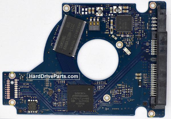 Seagate ST9120310AS Festplatten Ersatzteile Platine 100513491