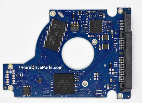Seagate ST9120411ASG Festplatten Ersatzteile Platine 100513573