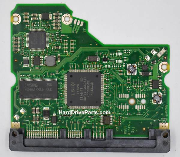 ST31000533CS Seagate PCB Circuit Board 100530756