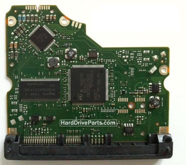 ST31000525SV Seagate PCB Circuit Board 100535537