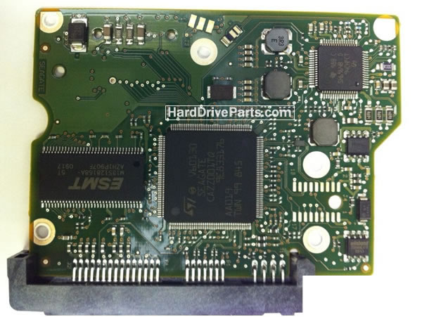 ST31000524AS Seagate PCB Circuit Board 100535704