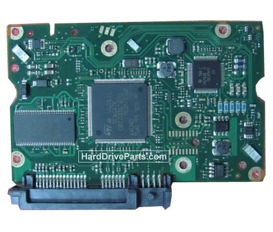Seagate Festplattenelektronik PCB 100550361