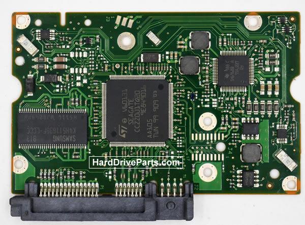 Seagate Festplattenelektronik PCB 100557583