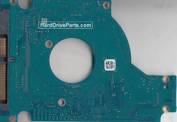 Seagate ST9250315AS Festplatten Ersatzteile Platine 100558355