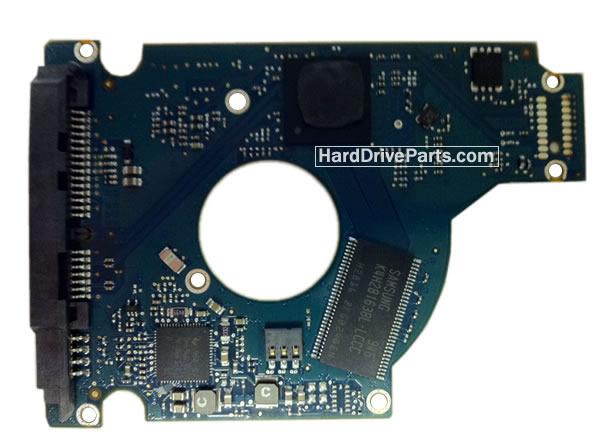 Seagate Festplattenelektronik PCB 100565308