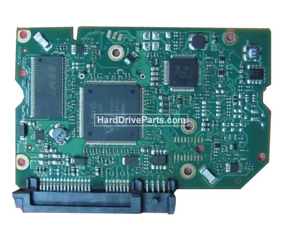 Seagate Festplattenelektronik PCB 100583883
