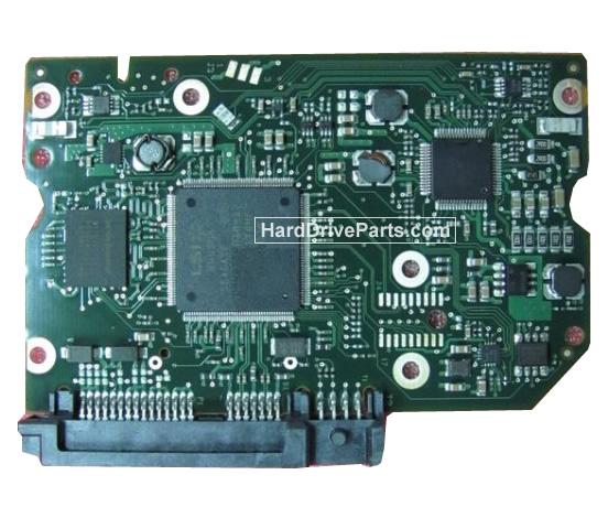 Seagate Festplattenelektronik PCB 100589569