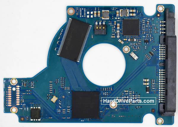 Seagate ST9500325AS Festplatten Ersatzteile Platine 100591681