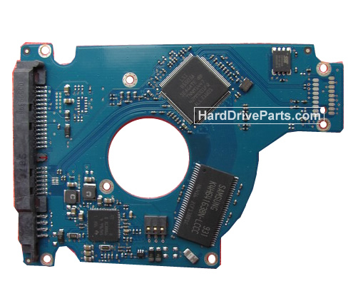Seagate Festplattenelektronik PCB 100591694