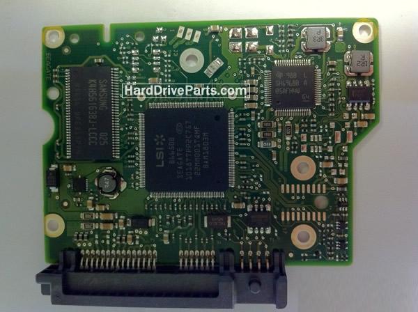 ST1000DM003 Seagate PCB Circuit Board 100603204