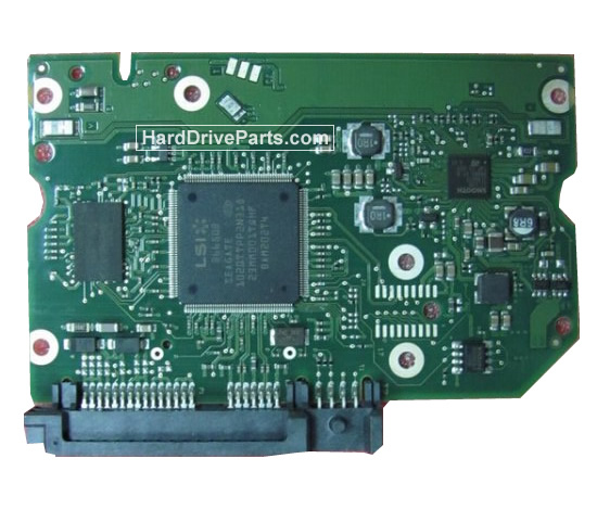 Seagate Festplattenelektronik PCB 100608206