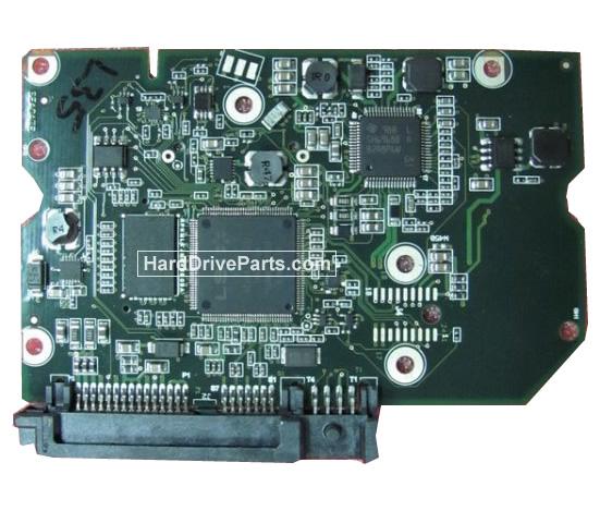 Seagate Festplattenelektronik PCB 100611782