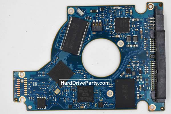 Seagate ST95005620AS Festplatten Ersatzteile Platine 100612797