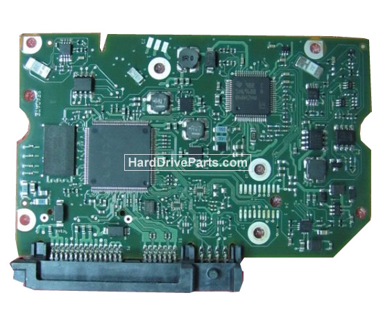 Seagate Festplattenelektronik PCB 100616260