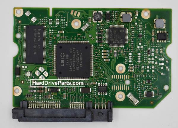 Seagate Festplattenelektronik PCB 100617476