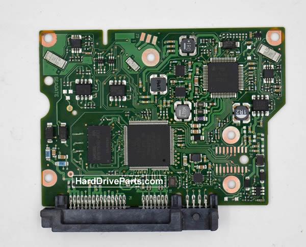 Seagate ST2000DM001 Festplatten Ersatzteile Platine 100627970